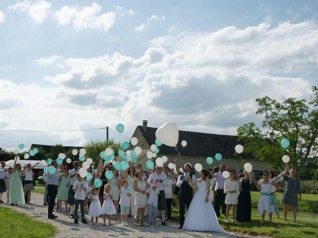 Le mariage de Nicolas et Wendy à Thimory, Loiret 1