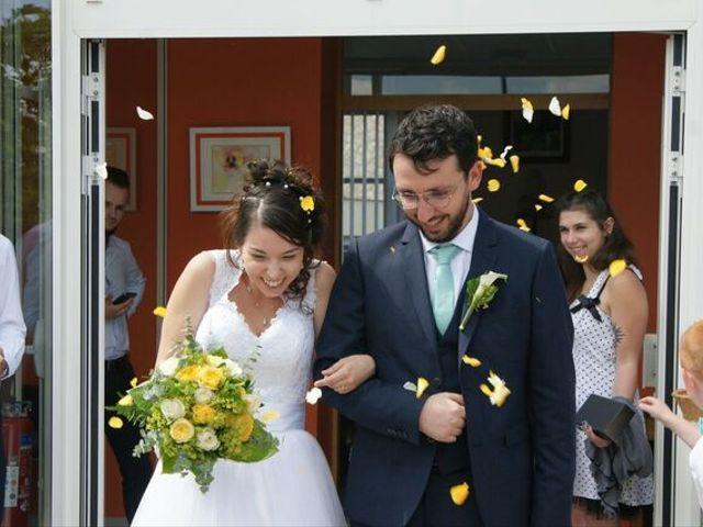 Le mariage de Nicolas et Wendy à Thimory, Loiret 2