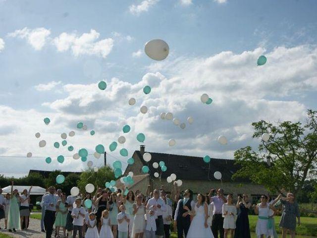 Le mariage de Nicolas et Wendy à Thimory, Loiret 5