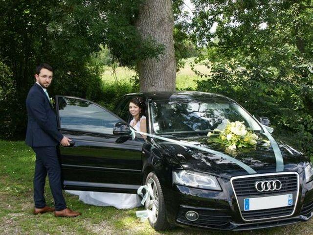 Le mariage de Nicolas et Wendy à Thimory, Loiret 6