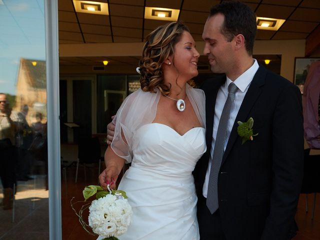 Le mariage de Albin et Marion à Trangé, Sarthe 5