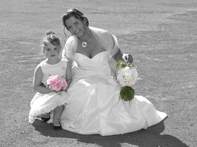 Le mariage de Albin et Marion à Trangé, Sarthe 6