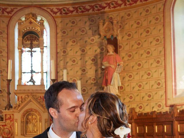 Le mariage de Albin et Marion à Trangé, Sarthe 8