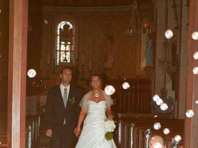 Le mariage de Albin et Marion à Trangé, Sarthe 9