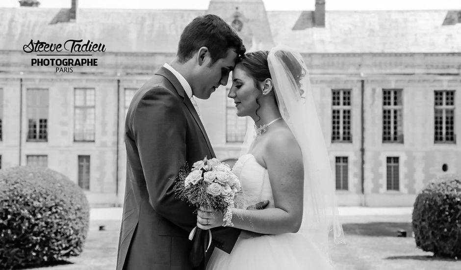Le mariage de Steven et Justine à Bezons, Val-d'Oise