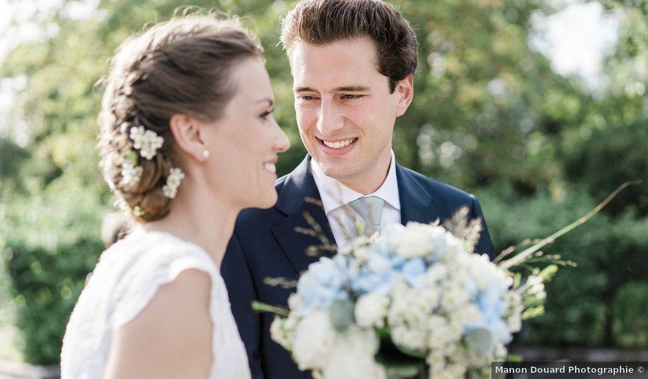 Le mariage de Johanna et Edouard à Royan, Charente Maritime