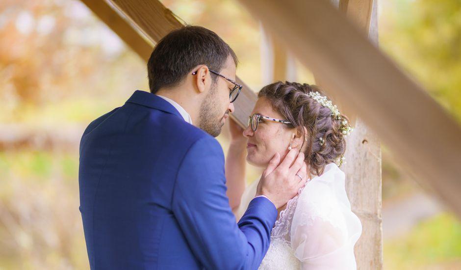 Le mariage de Thomas et Marie à Thouaré-sur-Loire, Loire Atlantique