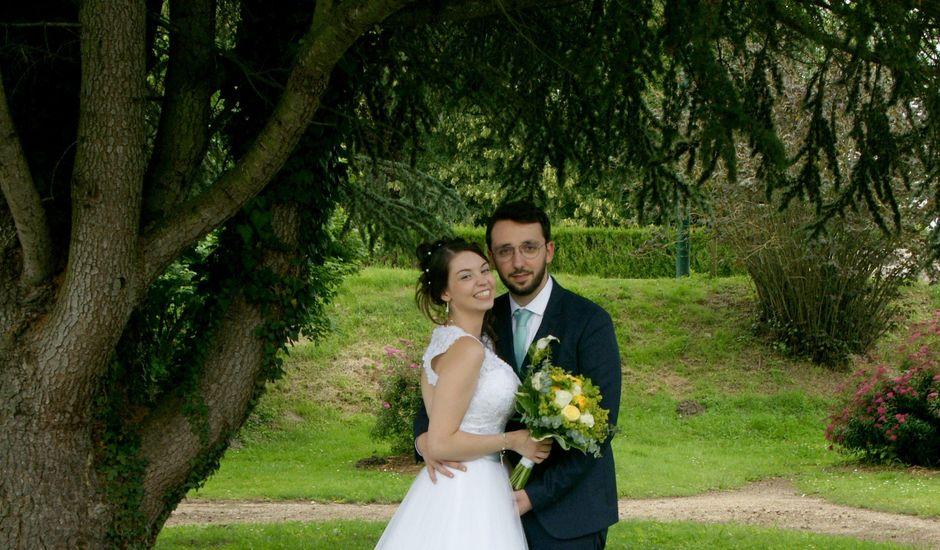 Le mariage de Nicolas et Wendy à Thimory, Loiret