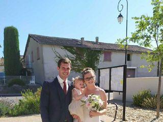 Le mariage de Élodie  et Simon 1
