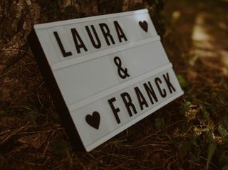 Le mariage de Laura et Franck 1