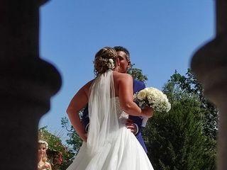 Le mariage de Sarah  et Tony 2