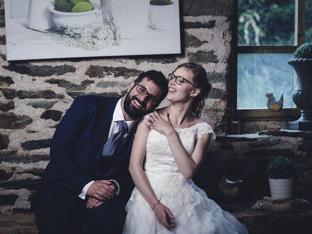Le mariage de Marie et Thomas