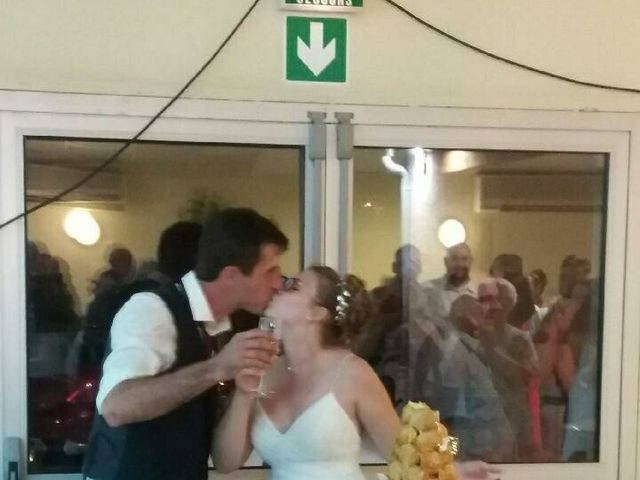 Le mariage de Simon et Élodie  à Sablet, Vaucluse 4
