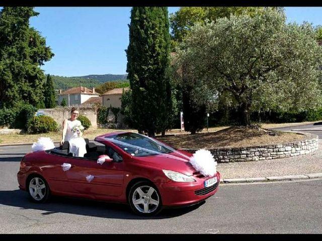 Le mariage de Simon et Élodie  à Sablet, Vaucluse 1