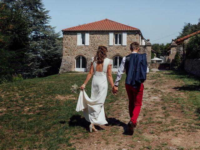 Le mariage de Mathieu et Chloé  à Satillieu, Ardèche 2
