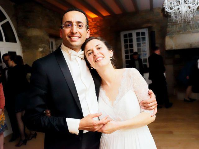 Le mariage de Mathilde et Moheb