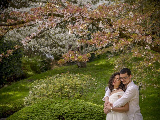 Le mariage de Michel et Camille à Maisons-Laffitte, Yvelines 1