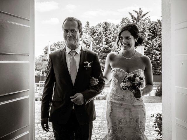 Le mariage de Michel et Camille à Maisons-Laffitte, Yvelines 11