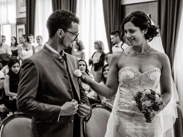 Le mariage de Michel et Camille à Maisons-Laffitte, Yvelines 12
