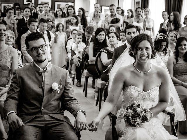 Le mariage de Michel et Camille à Maisons-Laffitte, Yvelines 13