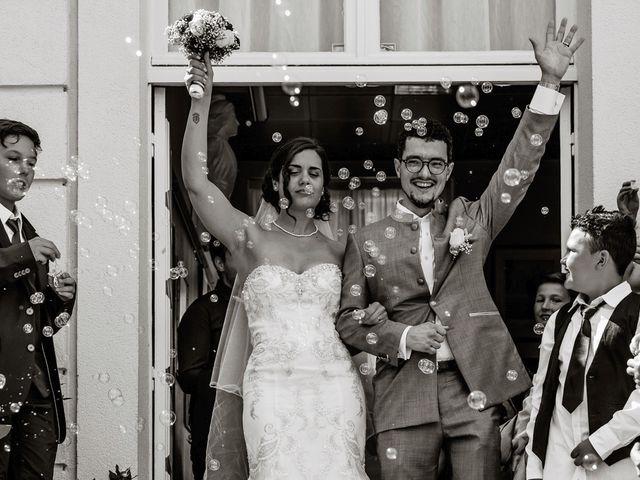 Le mariage de Michel et Camille à Maisons-Laffitte, Yvelines 18