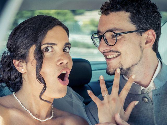 Le mariage de Michel et Camille à Maisons-Laffitte, Yvelines 19
