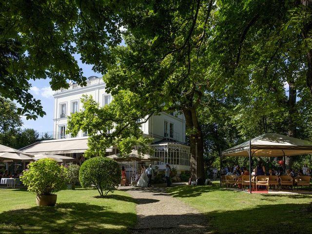 Le mariage de Michel et Camille à Maisons-Laffitte, Yvelines 20