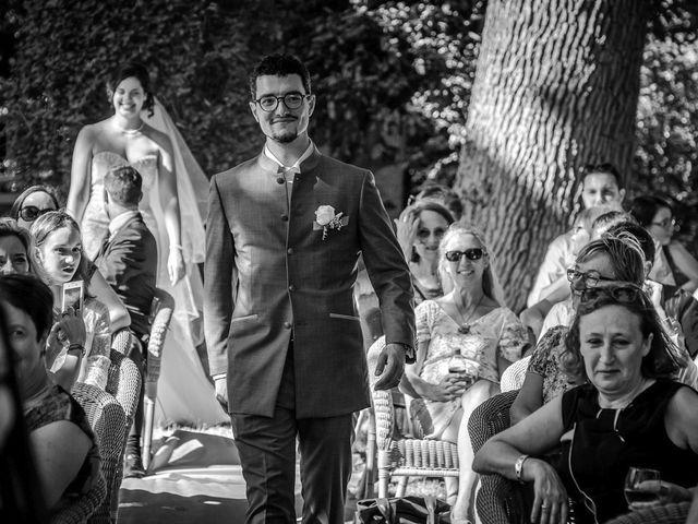 Le mariage de Michel et Camille à Maisons-Laffitte, Yvelines 21