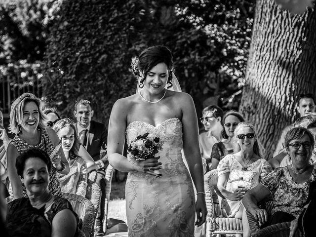 Le mariage de Michel et Camille à Maisons-Laffitte, Yvelines 22