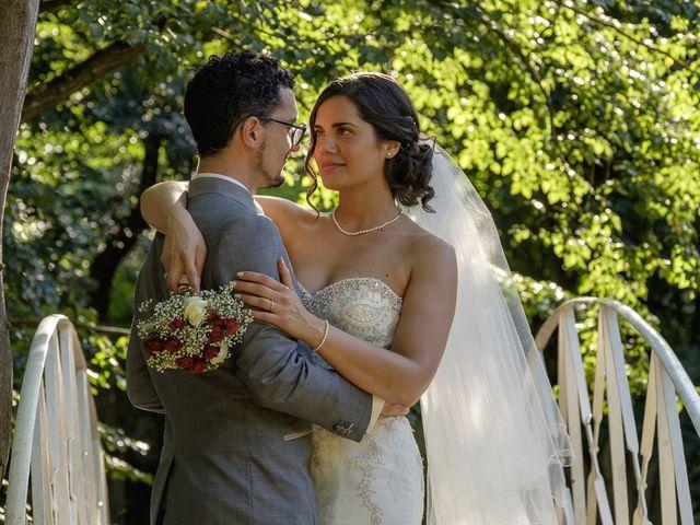 Le mariage de Camille et Michel