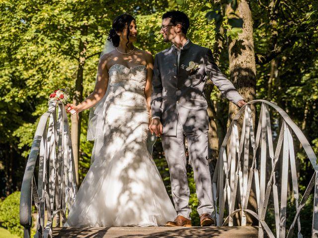 Le mariage de Michel et Camille à Maisons-Laffitte, Yvelines 27