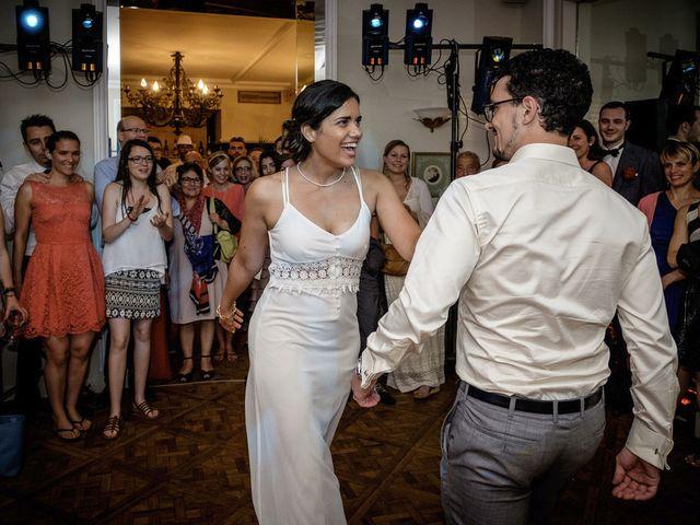 Le mariage de Michel et Camille à Maisons-Laffitte, Yvelines 32