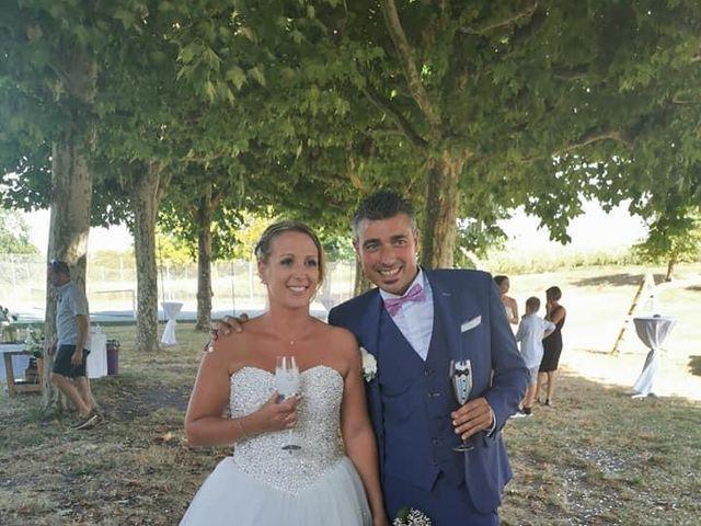 Le mariage de Sarah  et Tony