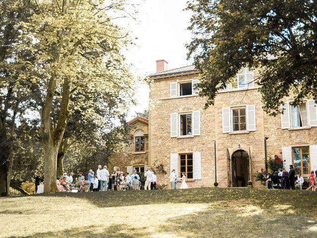 Le mariage de Samuel et Manon à Savigny, Rhône 21