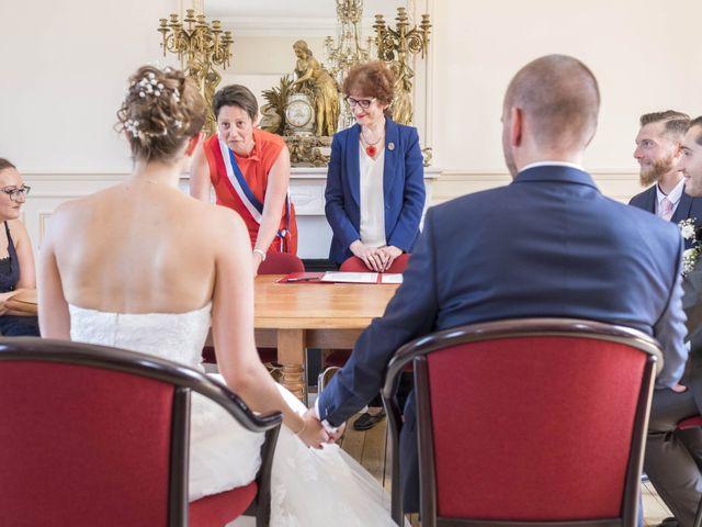 Le mariage de Romain et Amandine à Reilly, Oise 5