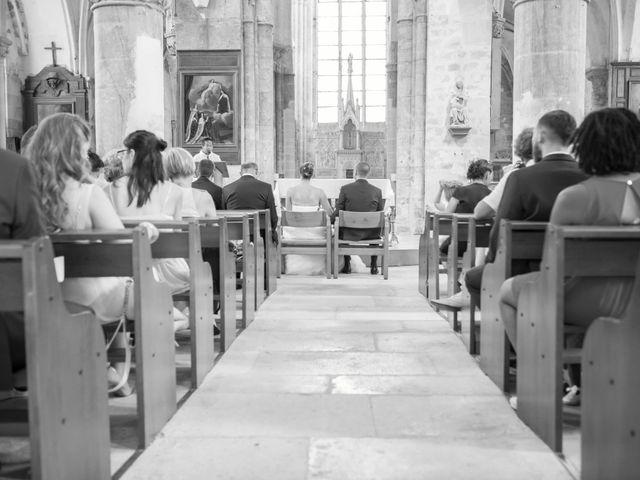 Le mariage de Romain et Amandine à Reilly, Oise 6