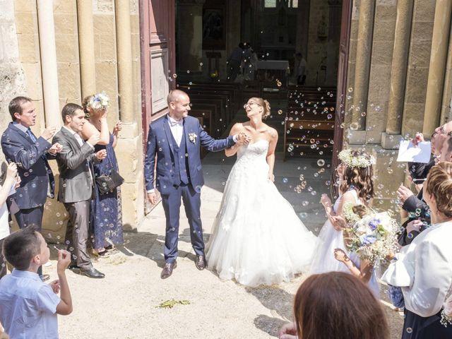 Le mariage de Romain et Amandine à Reilly, Oise 1