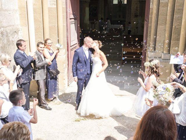 Le mariage de Romain et Amandine à Reilly, Oise 8
