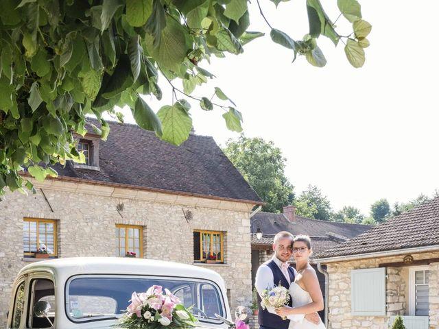 Le mariage de Romain et Amandine à Reilly, Oise 15