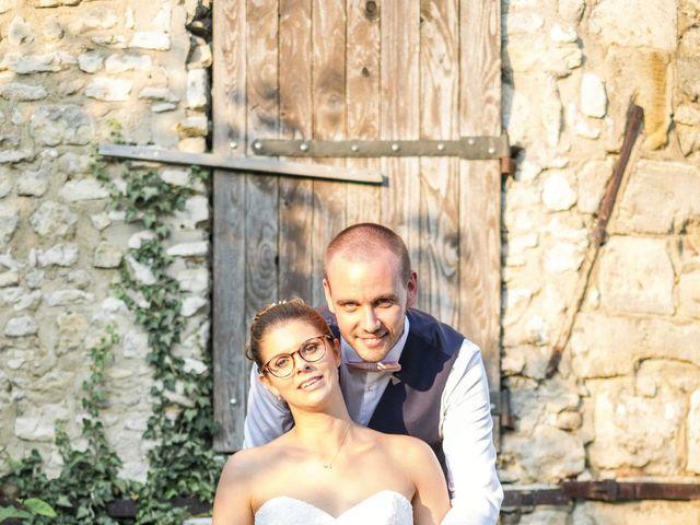 Le mariage de Romain et Amandine à Reilly, Oise 23