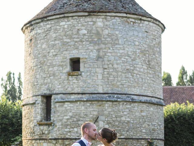 Le mariage de Romain et Amandine à Reilly, Oise 24