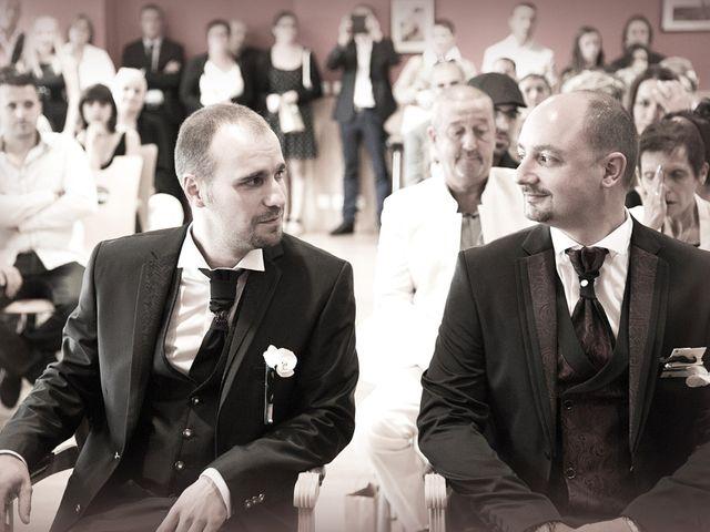 Le mariage de Christophe et Nicolas