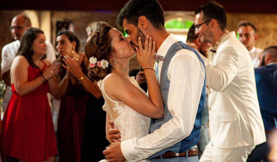 Le mariage de Samuel et Manon à Savigny, Rhône