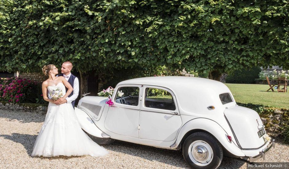 Le mariage de Romain et Amandine à Reilly, Oise