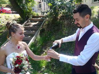 Le mariage de Julie et Bernard