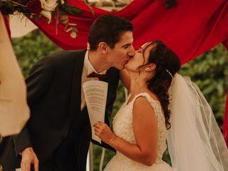 Le mariage de Corinna et Benjamin