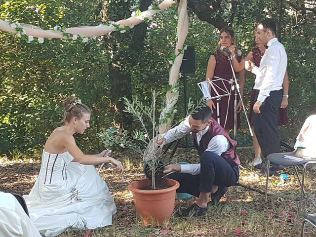 Le mariage de Bernard et Julie à Clermont-l'Hérault, Hérault 1