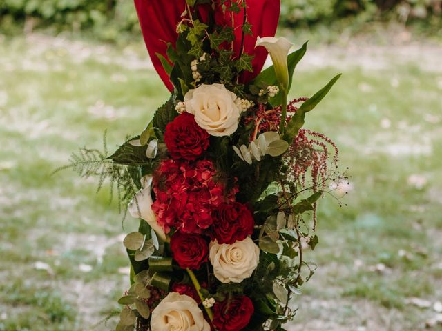 Le mariage de Benjamin et Corinna à Chauvigné, Ille et Vilaine 4