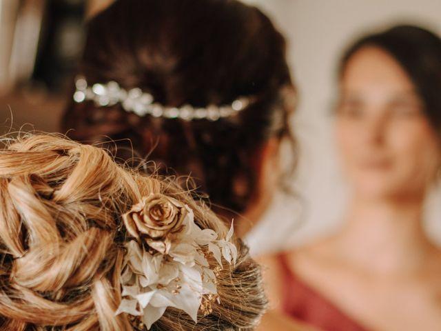 Le mariage de Benjamin et Corinna à Chauvigné, Ille et Vilaine 8