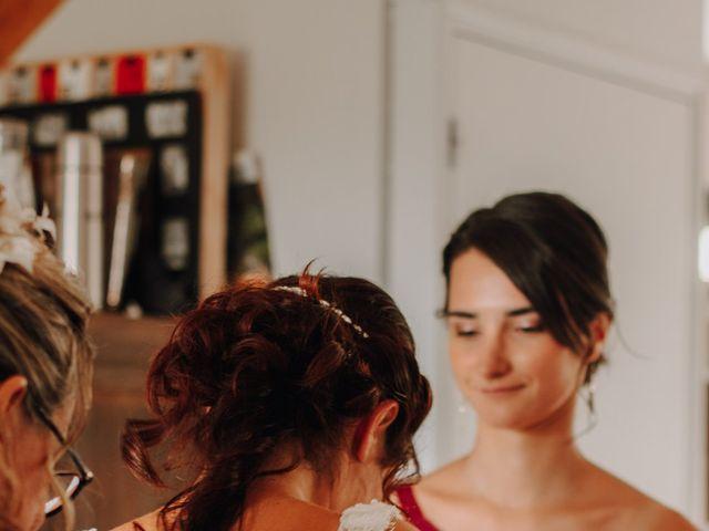 Le mariage de Benjamin et Corinna à Chauvigné, Ille et Vilaine 9